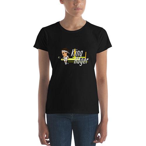 Women's short sleeve t-shirt - King Roger