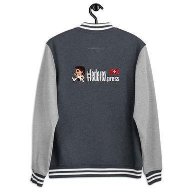 Men's Letterman Jacket - Roger