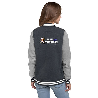 Women's Letterman Jacket - Stefanos