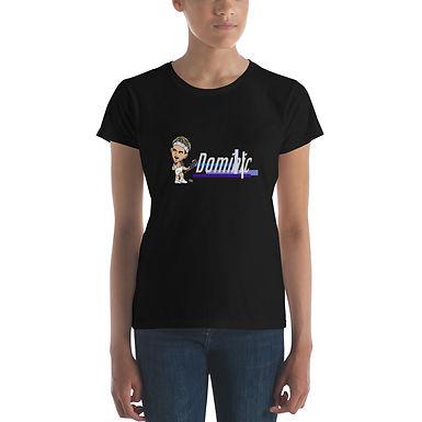 Women's short sleeve t-shirt - Domi