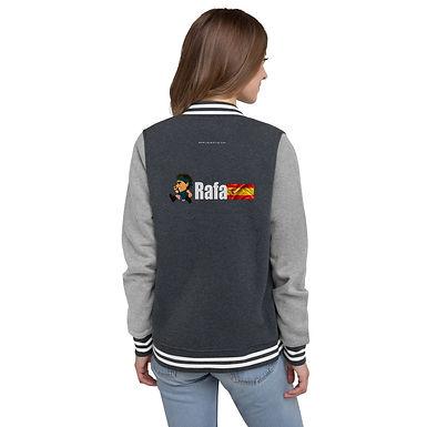 Women's Letterman Jacket - Rafa