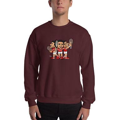 Unisex Sweatshirt - Novak Celebrate