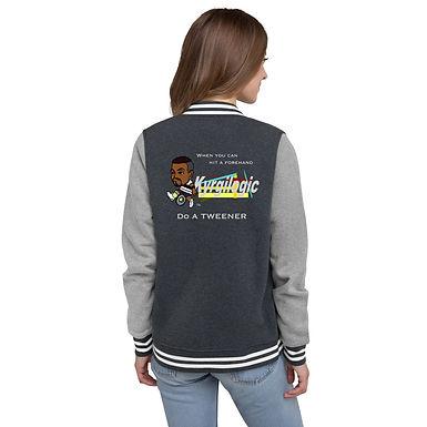 Women's Letterman Jacket - Nick Tweener