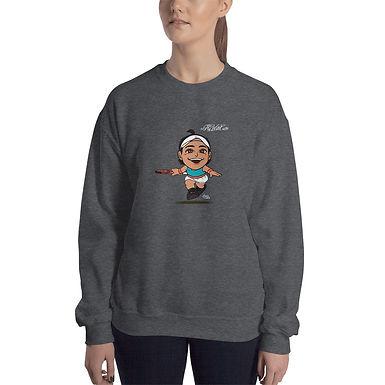 Unisex Sweatshirt - Fly With Caro