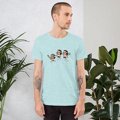 Short-Sleeve Unisex T-Shirt - Stefanos