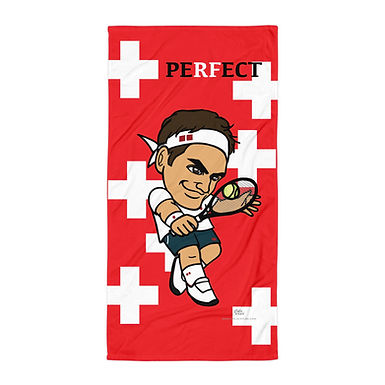 Towel - Roger Federer Perfect