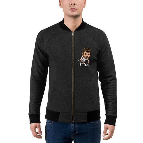 Unisex Bomber Jacket - Stan the man