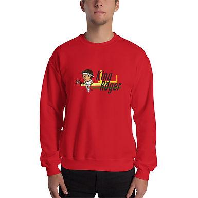 Unisex Sweatshirt - King Roger