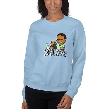 Unisex Sweatshirt - RAFA smile (D)