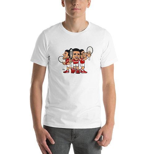 Short-Sleeve Unisex T-Shirt - Novak Celebrate