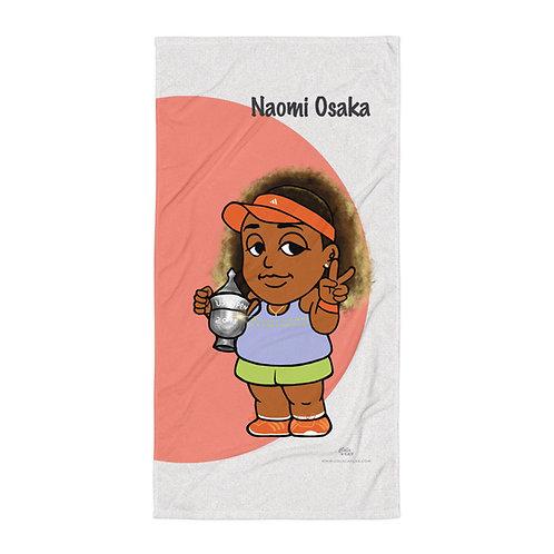Towel - Naomi Osaka