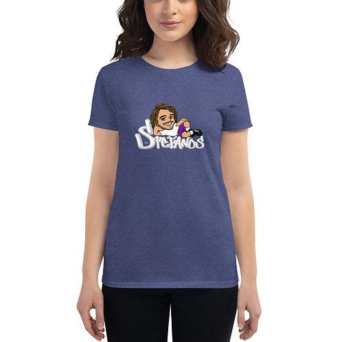 Women's short sleeve t-shirt - Stefanos