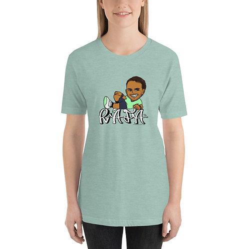 Short-Sleeve Unisex T-Shirt - RAFA smile (S)