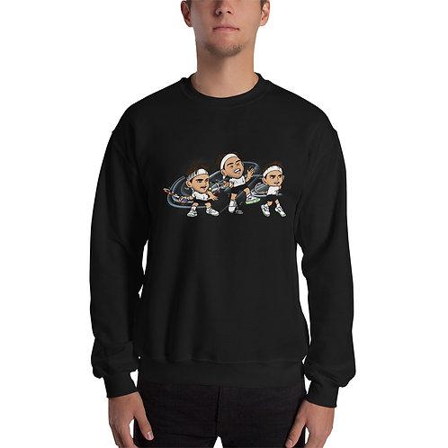 Unisex Sweatshirt - Domi forehand