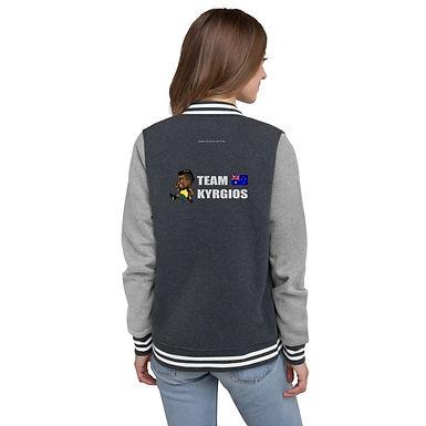 Women's Letterman Jacket - Nick