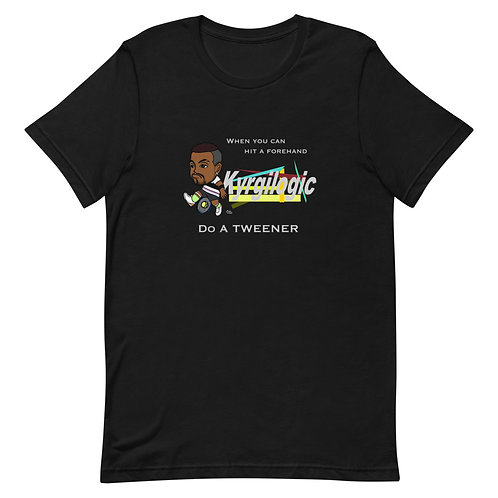 Short-Sleeve Unisex T-Shirt - Nick Tweener