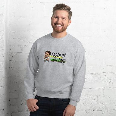 Unisex Sweatshirt - Novak Taste of Victory