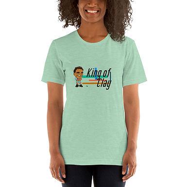 Short-Sleeve Unisex T-Shirt - Rafa 2020 Cute Smile