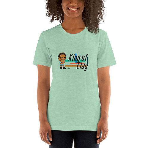 Short-Sleeve Unisex T-Shirt - Rafa 2020 Cute Smile