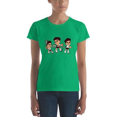 Women's short sleeve t-shirt - Roger