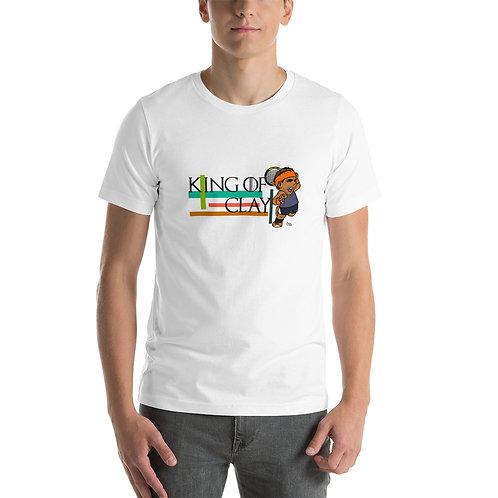 Short-Sleeve Unisex T-Shirt - Rafa King of Clay