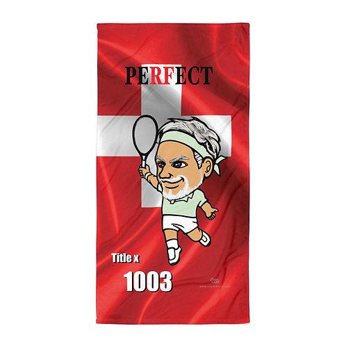 Towel - Roger Federer 1003
