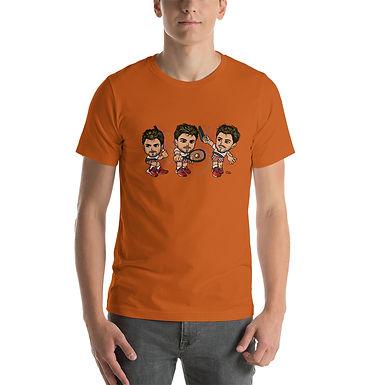 Short-Sleeve Unisex T-Shirt - Stan the man