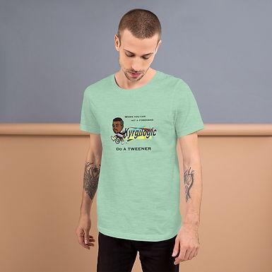 Short-Sleeve Unisex T-Shirt - Nick Tweener