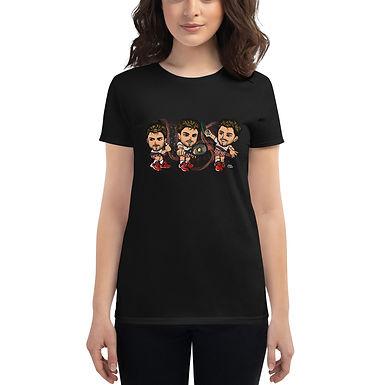 Women's short sleeve t-shirt - Stan the man