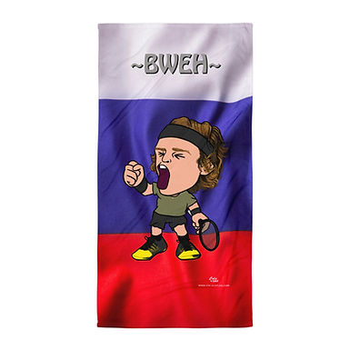 Towel - Andrey Rublev - Bweh ~~~