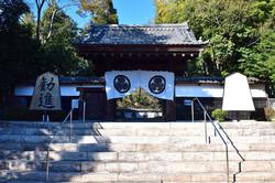 大森寺 山門