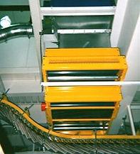 Wood Filtration Air Conveyor