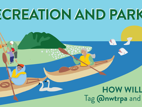 Let's kick off June is Recreation and Parks Month by celebrating Intergenerational Day!