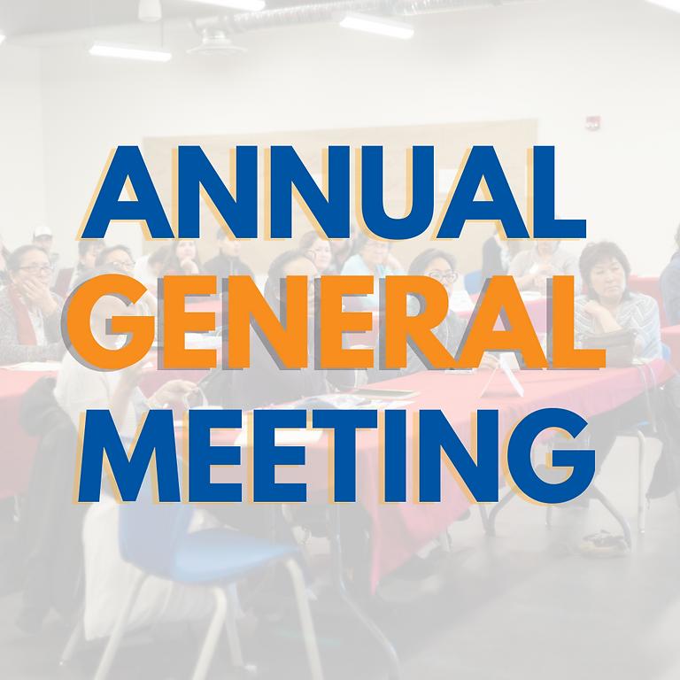 2021 Virtual NWTRPA Annual General Meeting