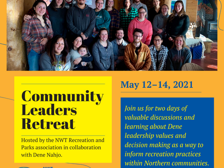 Attend the Community Leaders Retreat!