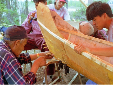 Indigenous Peoples Day: A Paddling Perspective