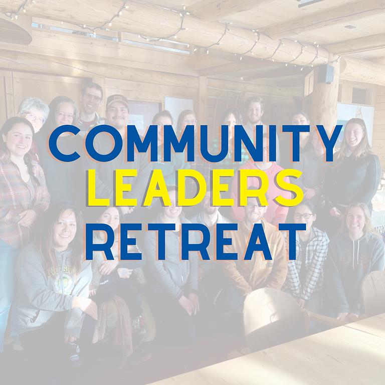 Community Leaders Retreat