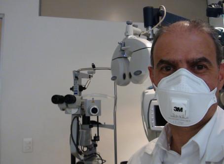 Cómo prepararte para mi consulta oftalmológica presencial