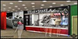 Stean 'n' Shake Concept