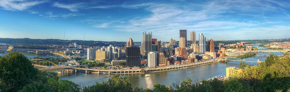 Pittsburgh PA Hudson Radios New York wal