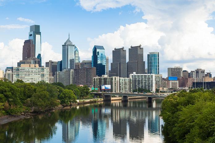 Philadelphia Hudson Radios New York walk
