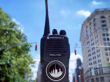 Walkie Talkie Rentals - On Set Safety and Communication