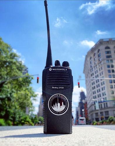 walkie talkie rental