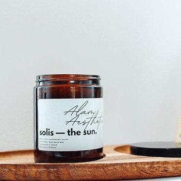 SOLIS — THE SUN.