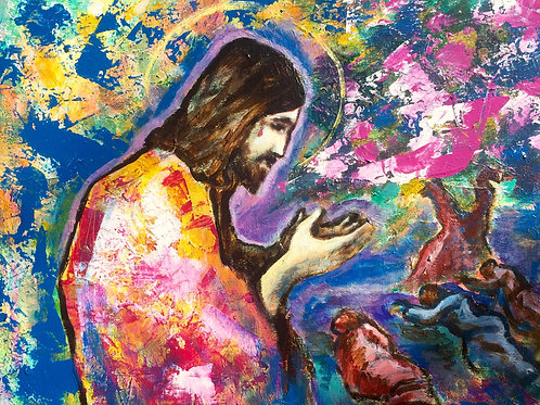 Christ in Gethsemany