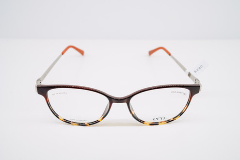 Europa Clip-on Eyeglasses