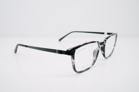 Europa Clip-on Eyeglasses