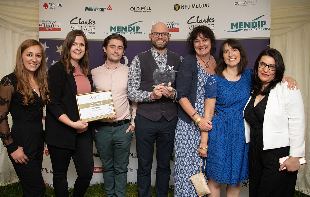 Taste of Mendip Winners James Chocolates