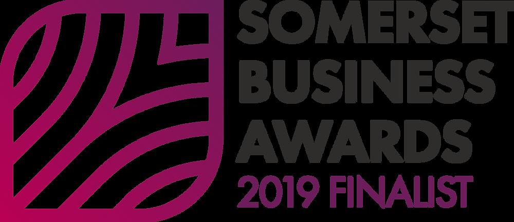 Finalist at Somerset Business Awards 2019