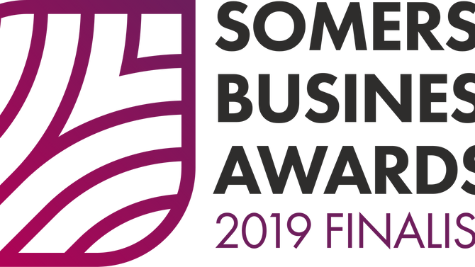 Final 3 for Somerset Manufacturer & Producer at Somerset Business Awards 2019